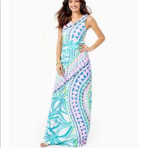 NWT Lilly Pulitzer Marco maxi dress Coco Island